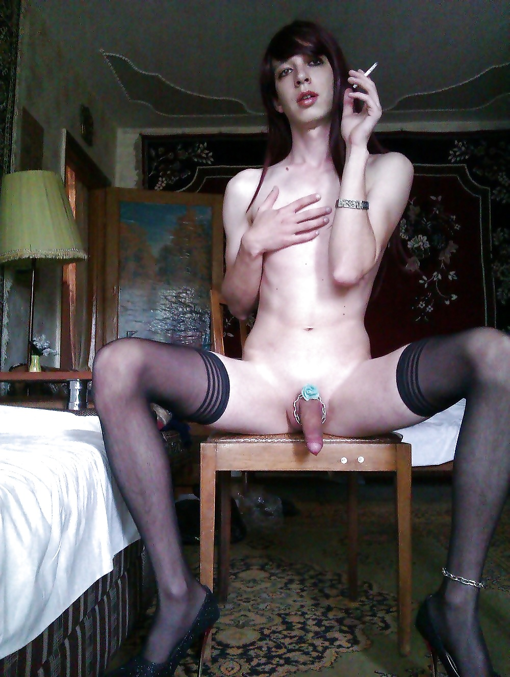 Crossdresser transsexual pics