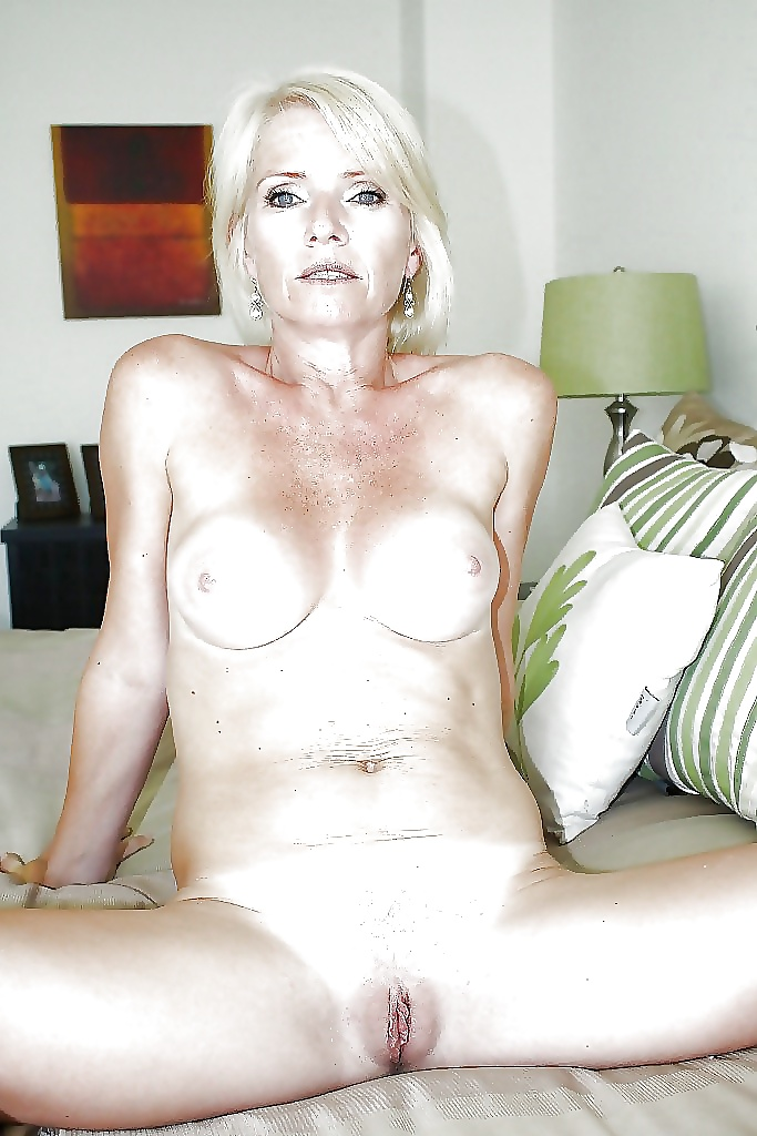 Exiting milf anal