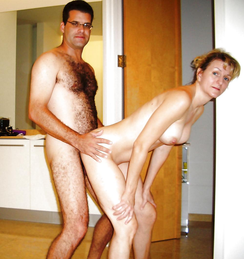 My nude ex wife