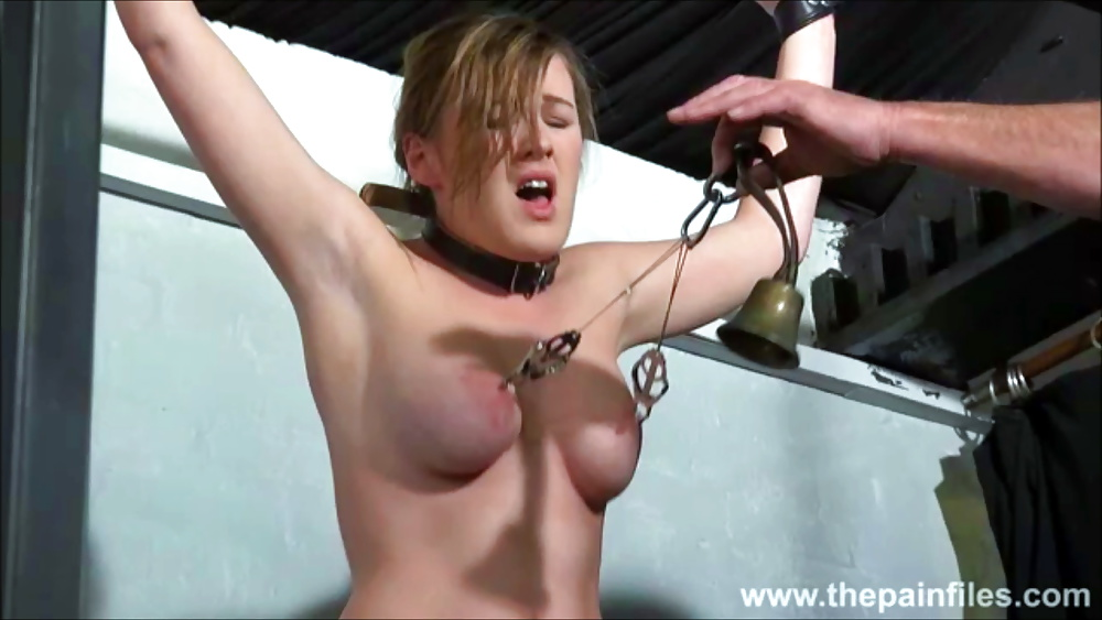 Tit Torture Nipple Bdsm