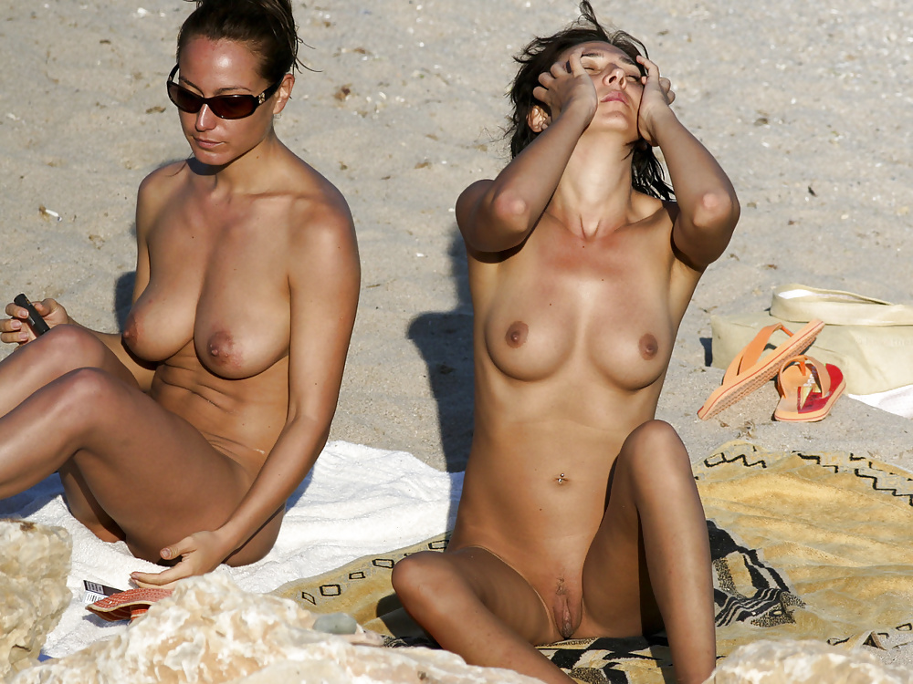 French nudist beaches, sexy shorts girl