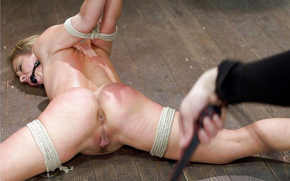 Extreme young punished cunt — img 9