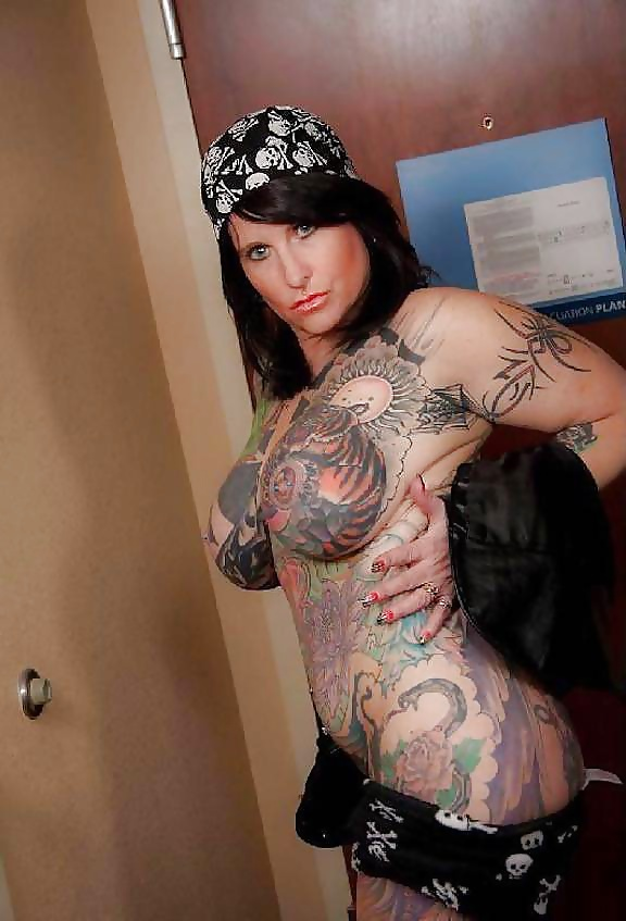 Ink me older women not shy about getting tattoos