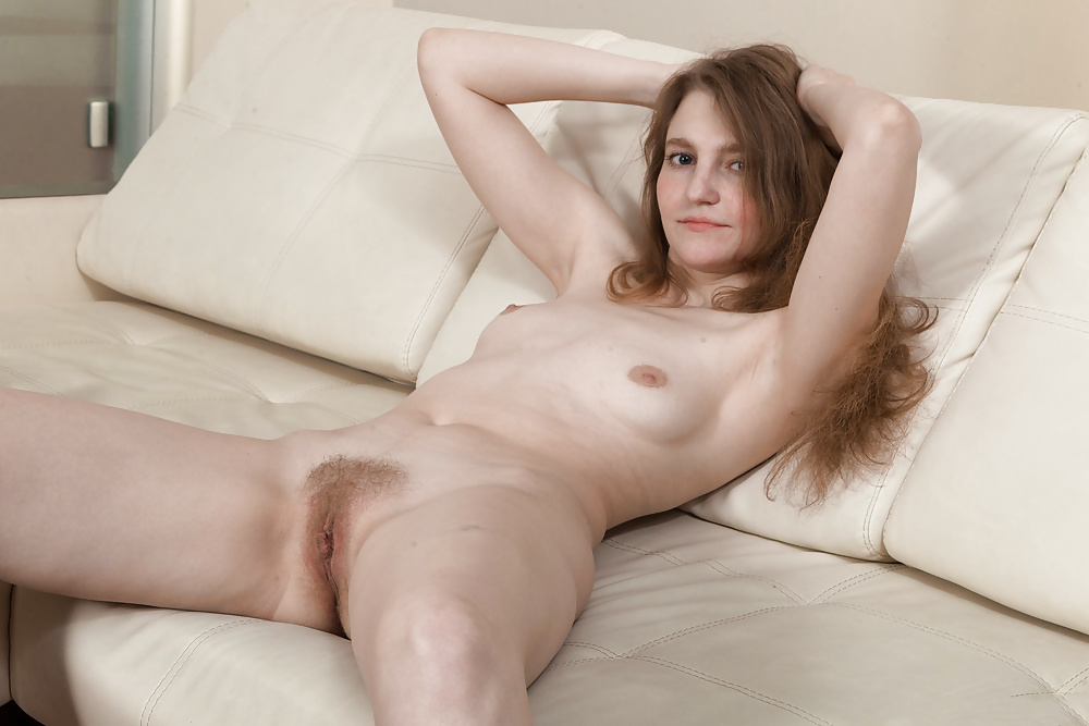 Hairy nude sisters