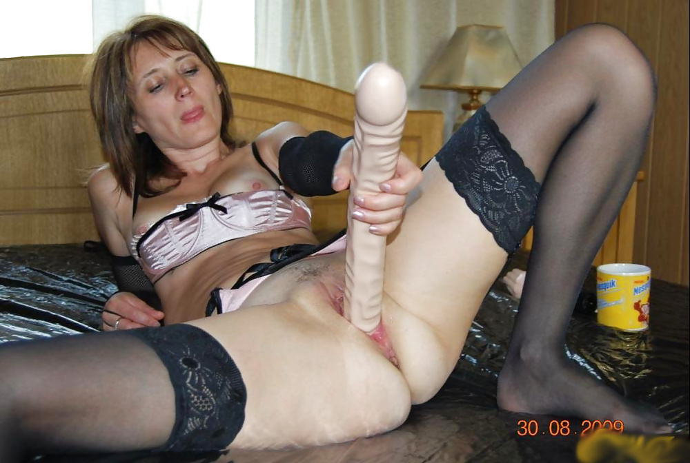 Step Mom Trying New Sex Toy On Daughters Friend