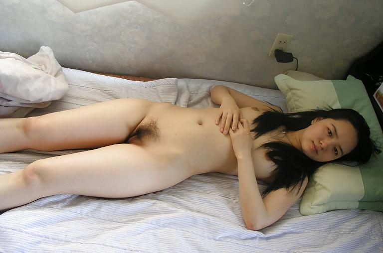 Korean wife nude