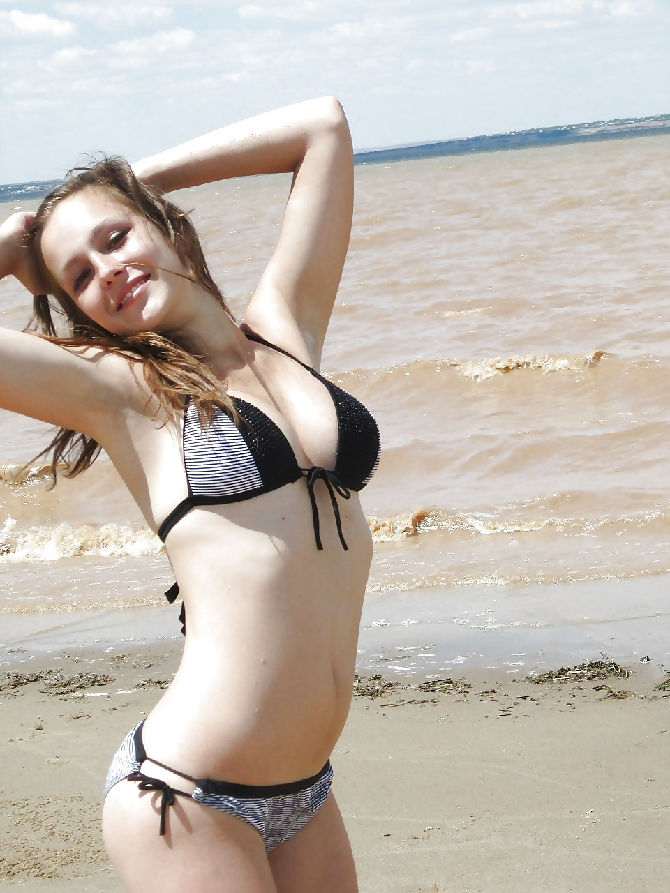 bikini and more 62 - Amateur Beach NON-Porn
