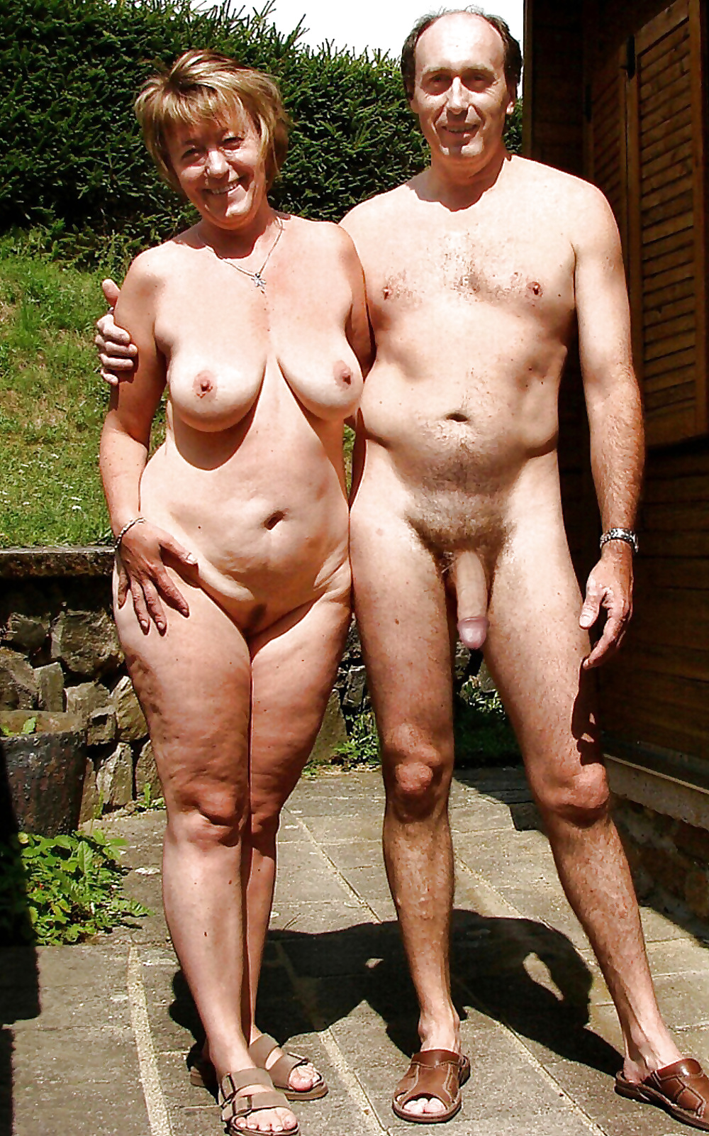 Adult nudists couple costume adam and eve fancy dress funny naked outfit