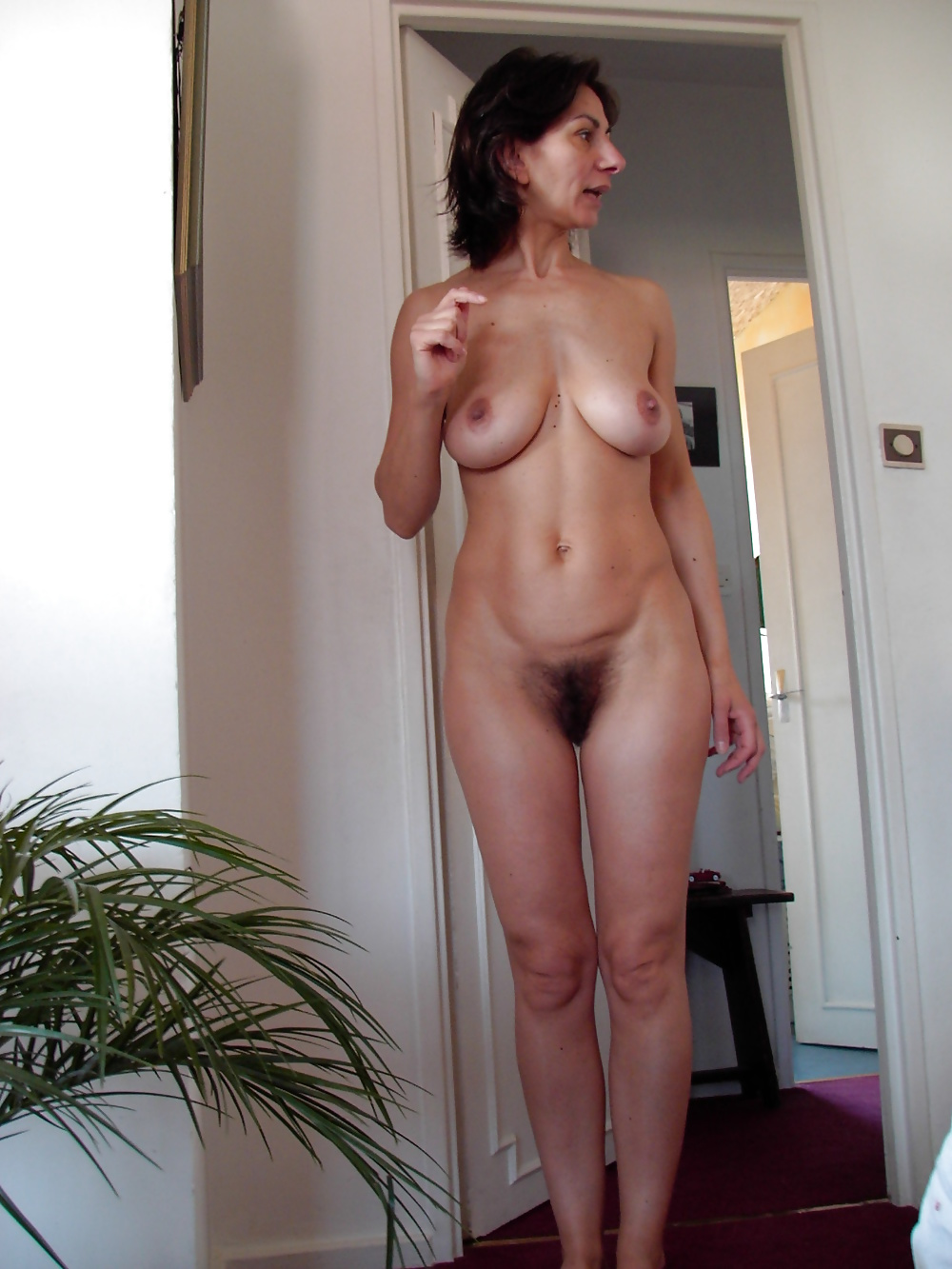 My fathers hot naked beautiful wife