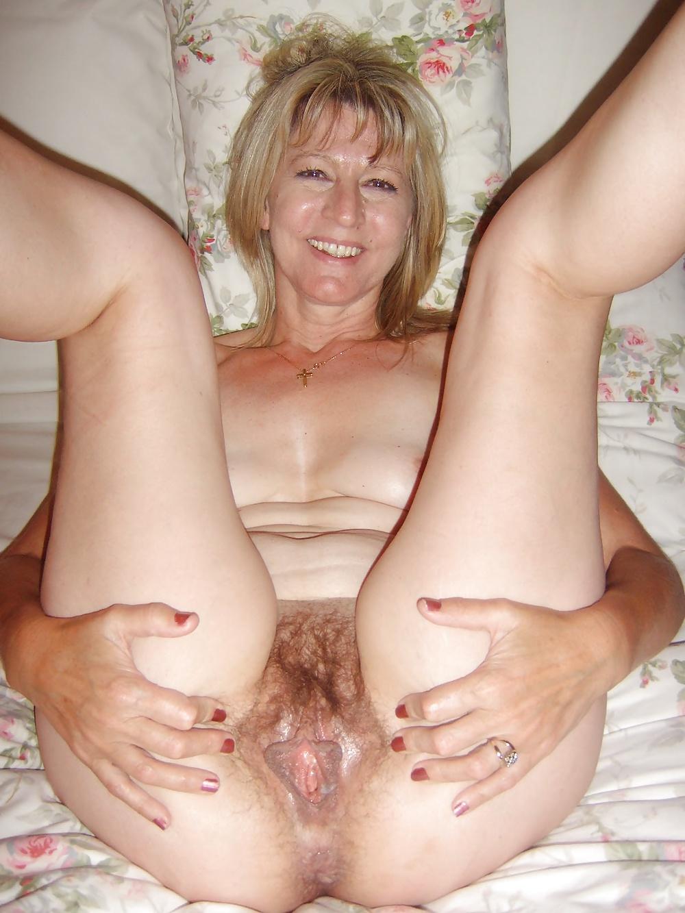 Фото зрелой пизды мамочек