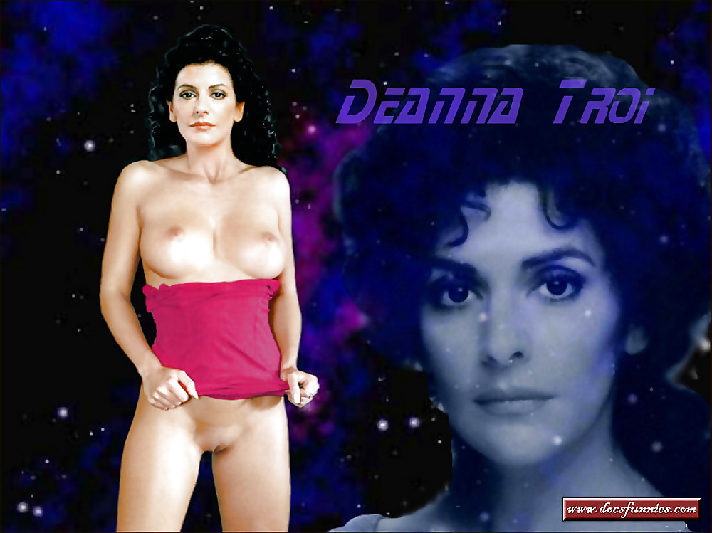 Deanna Troi Sex