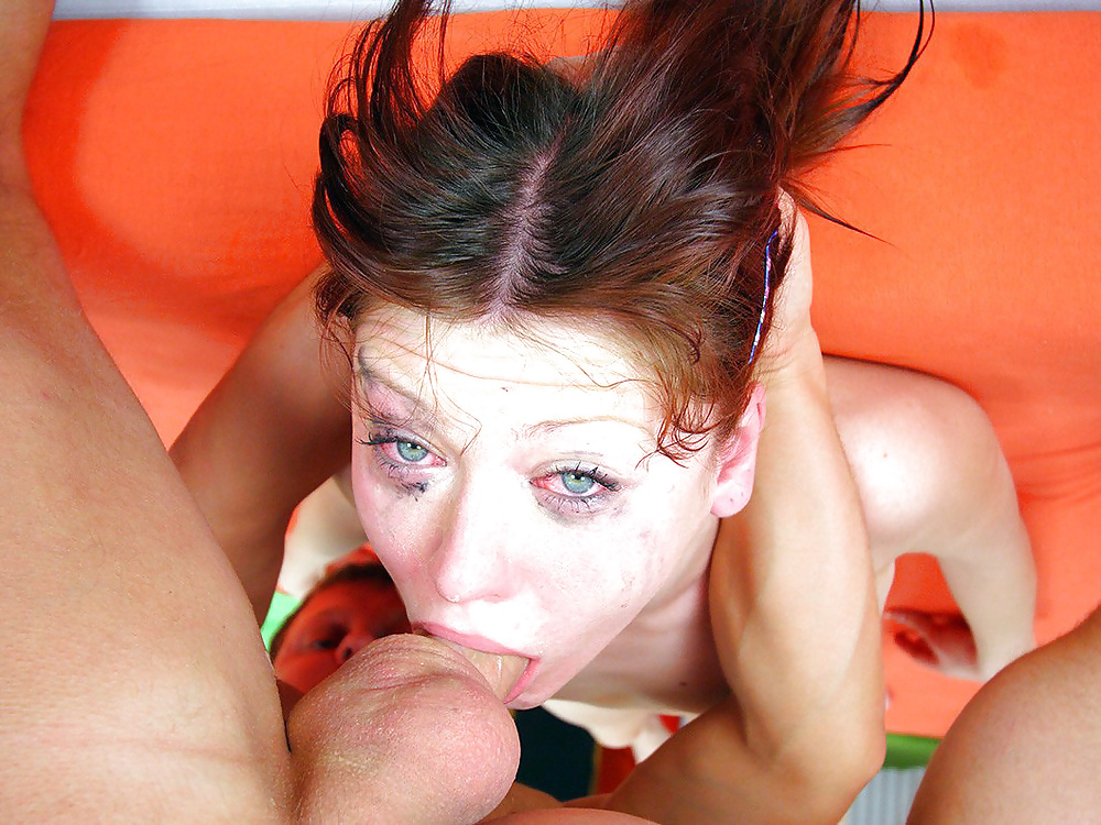 Free Deep Throat Porn Pics Of Girls Swallowing On Pornhub