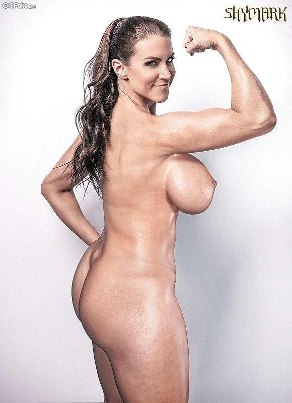 Wwe Stephanie Mcmahon Naked Fakes