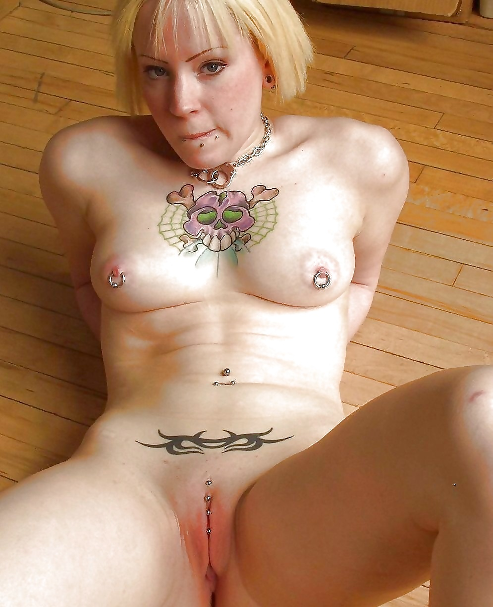 Naked Women With Pussy Pierced