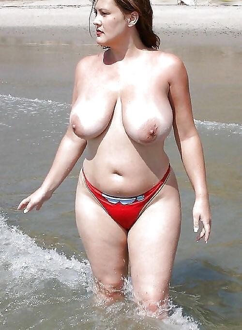 Bbw bikini porn pics
