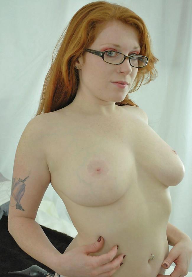 Lesbians chubby redhead pierced nipplestures