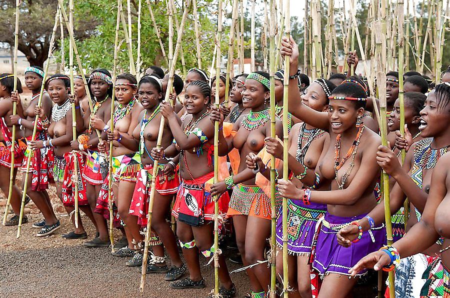 Zulu Naked Fine Girl