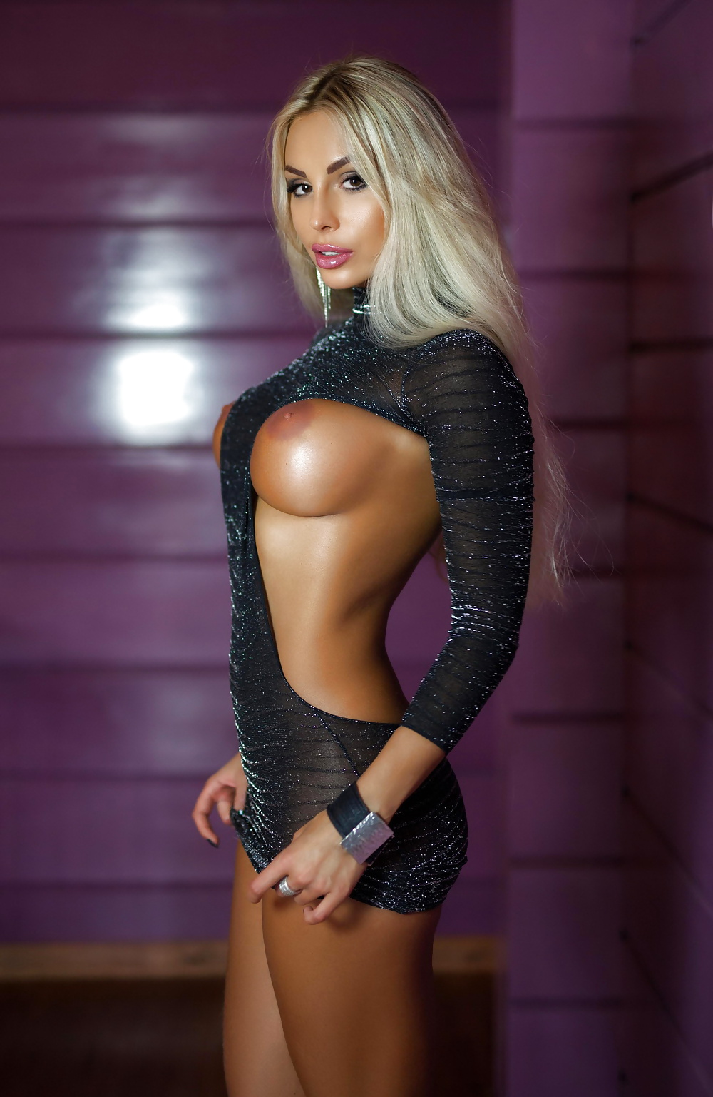 Blonde Bimbo - Marya (53/54)