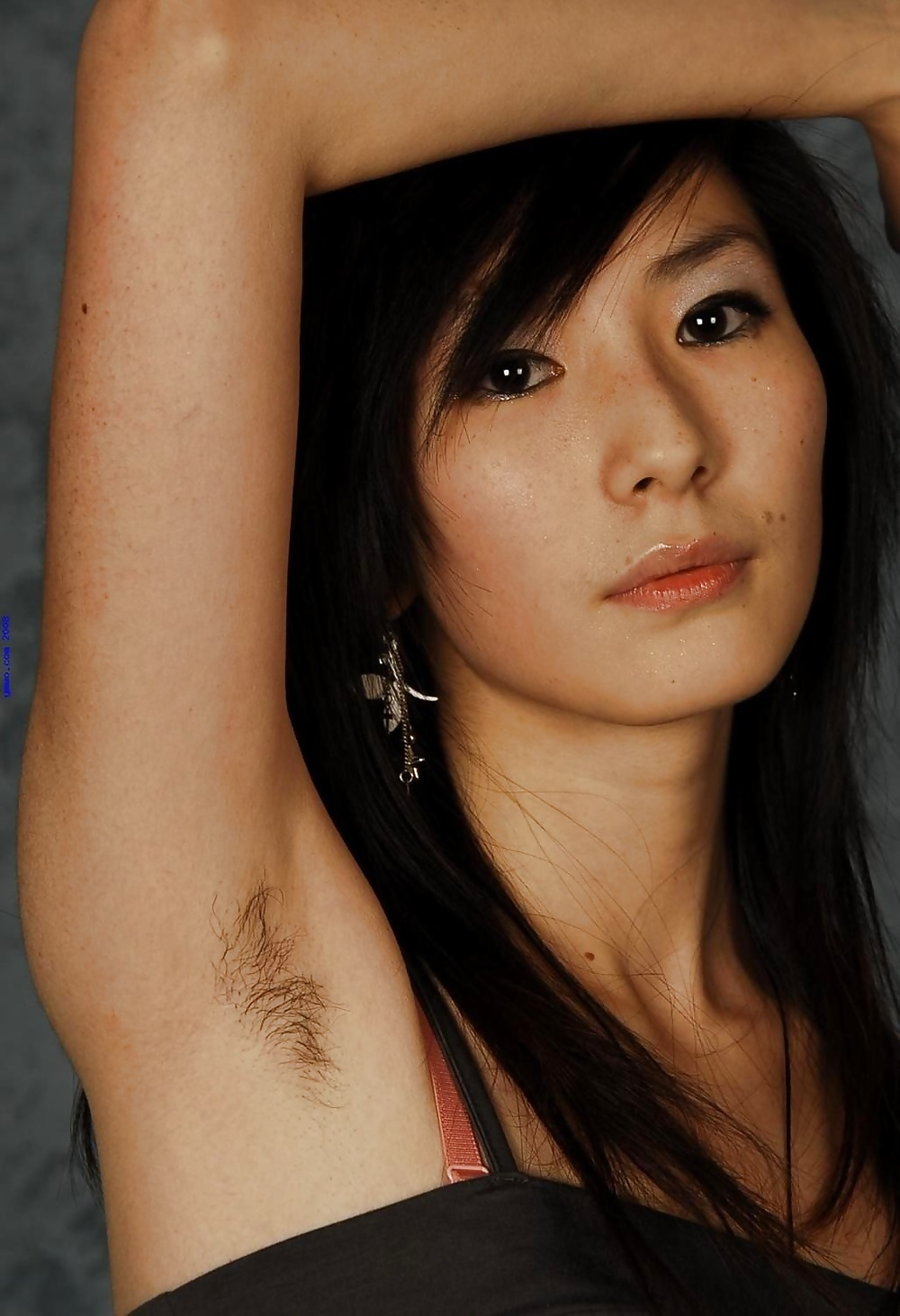 Armpit hair selfies are taking over chinese social media
