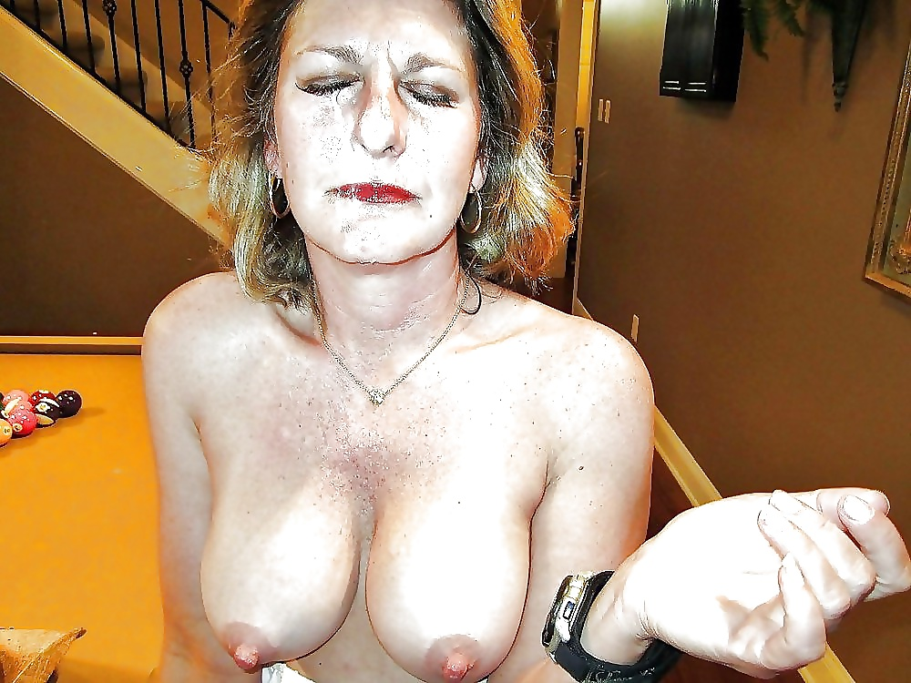 Bassett black mature facial naked women