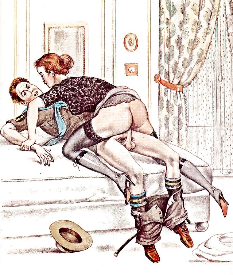 панталоны женское доминирование некоторое время