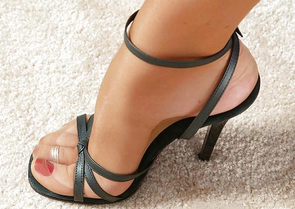 Worn Ones Diamond Perspex Lace Up Nude Heels