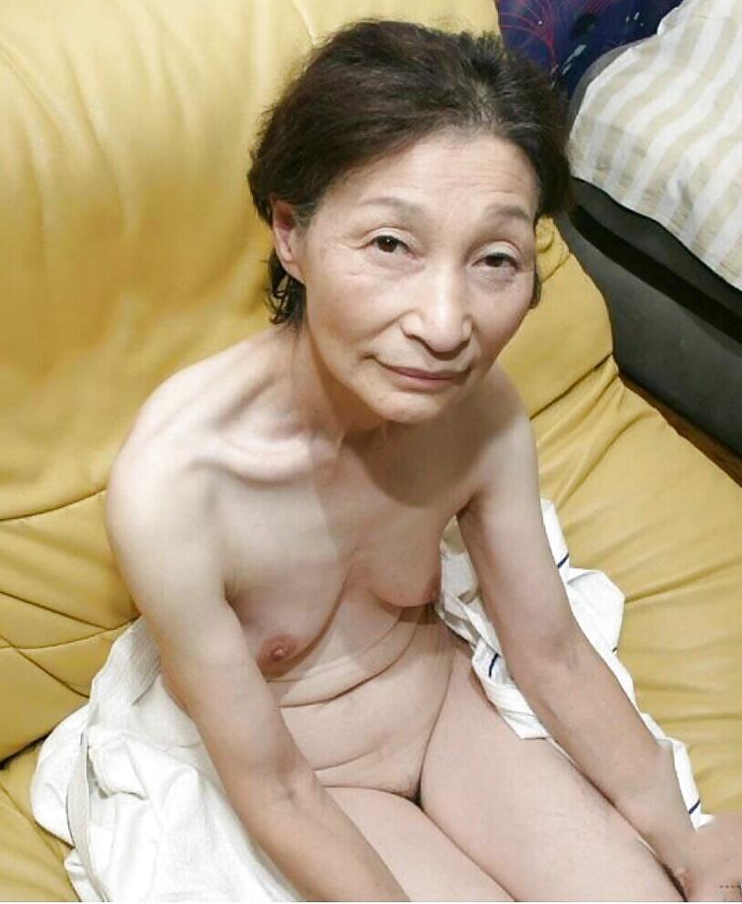 Sexy Lbfm Asian Granny Rose