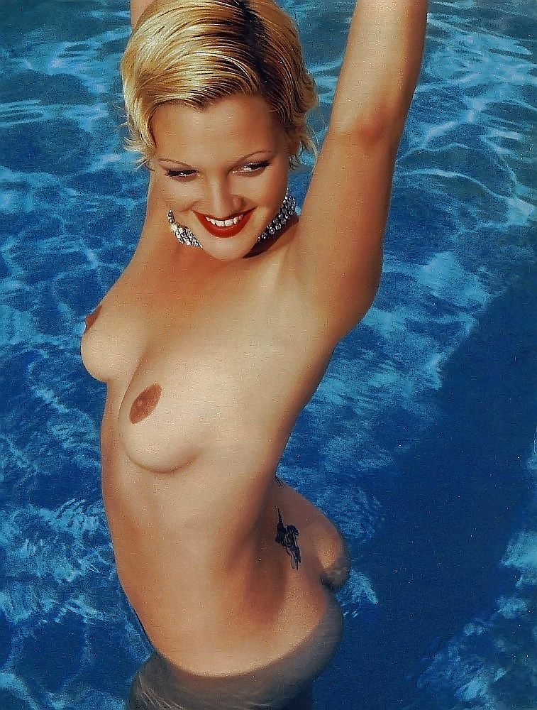Free nude pictures of drew barrymore — photo 10