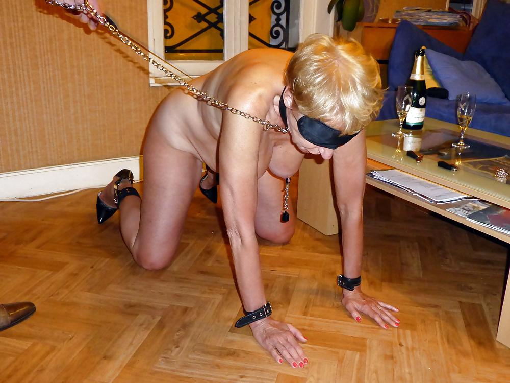 Slave milf