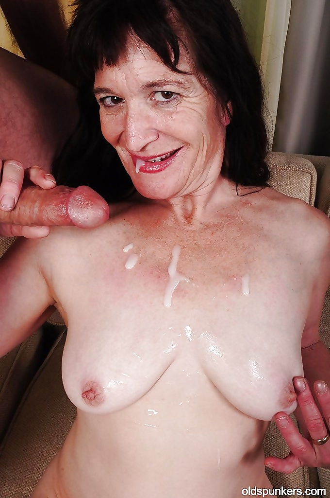 Old Women Cumshot Pics