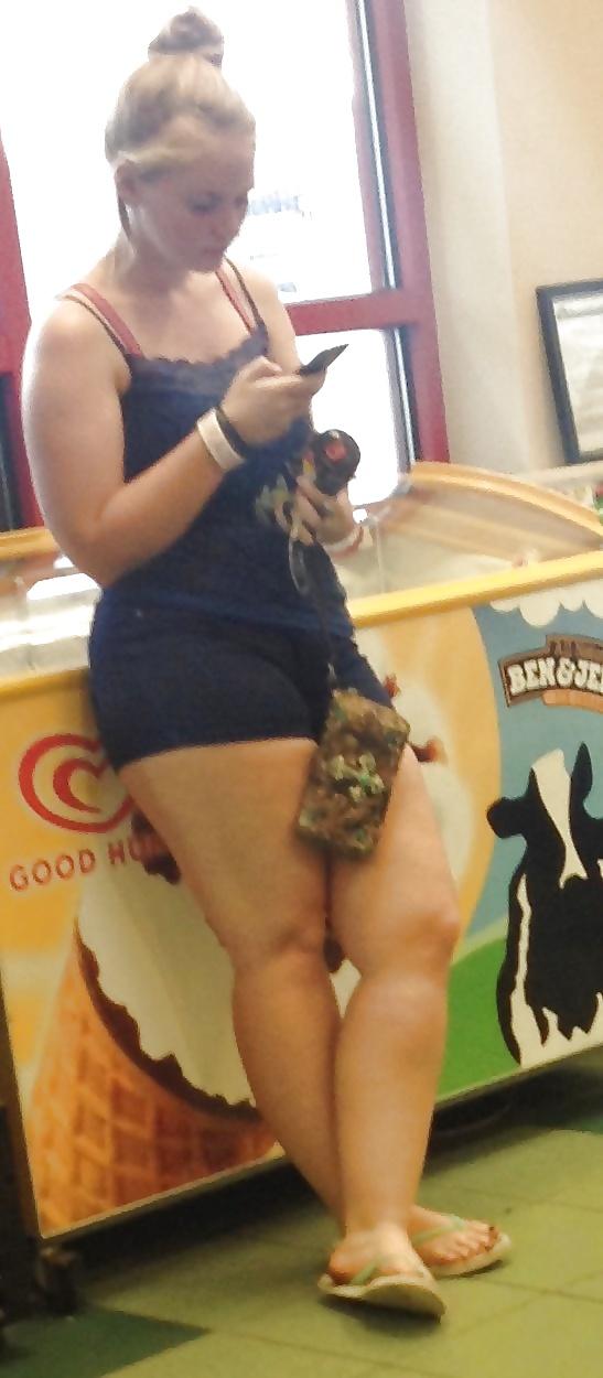 Hamster chubby teen interracial