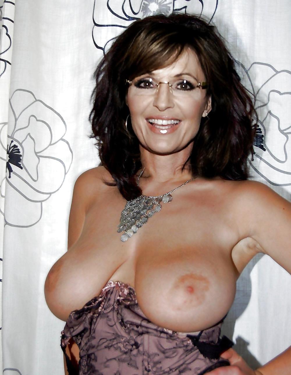 Sarah Palin Fake Fucks