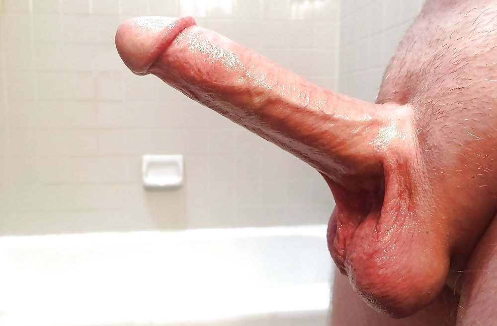 Cock balls tease shave — 9