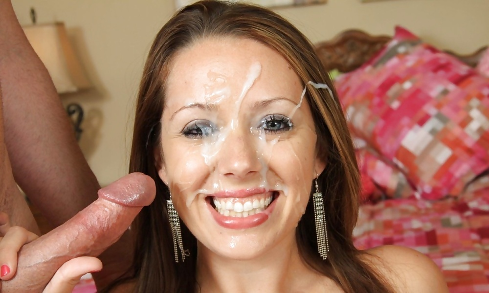 Blowjob Facial Porn
