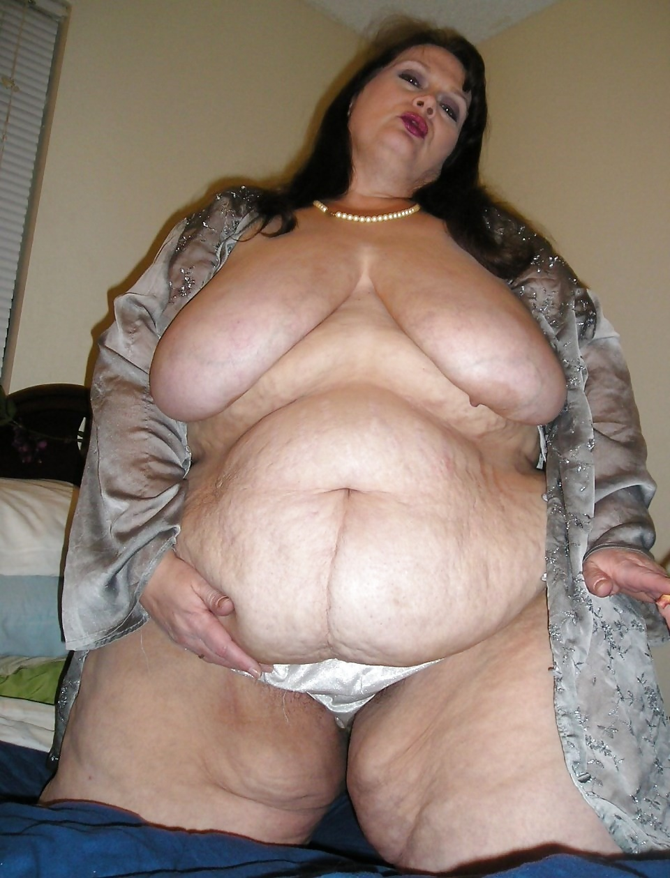 Big Fat Old Hairy Pussy