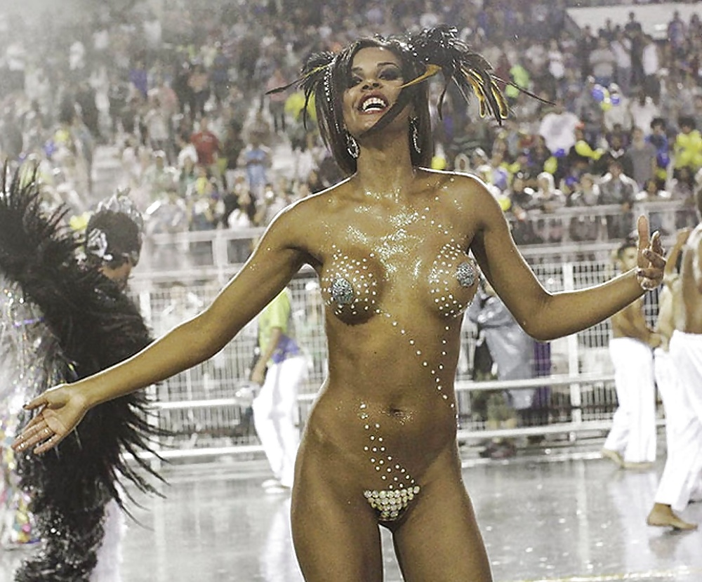 Rio carnival nude naked domination porn pics
