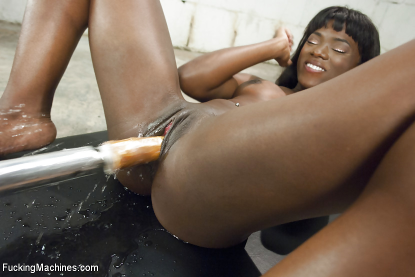 Girls fat ebony pussy squirting