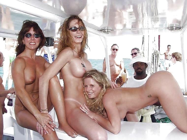 Swingers Party Aboard A Yacht