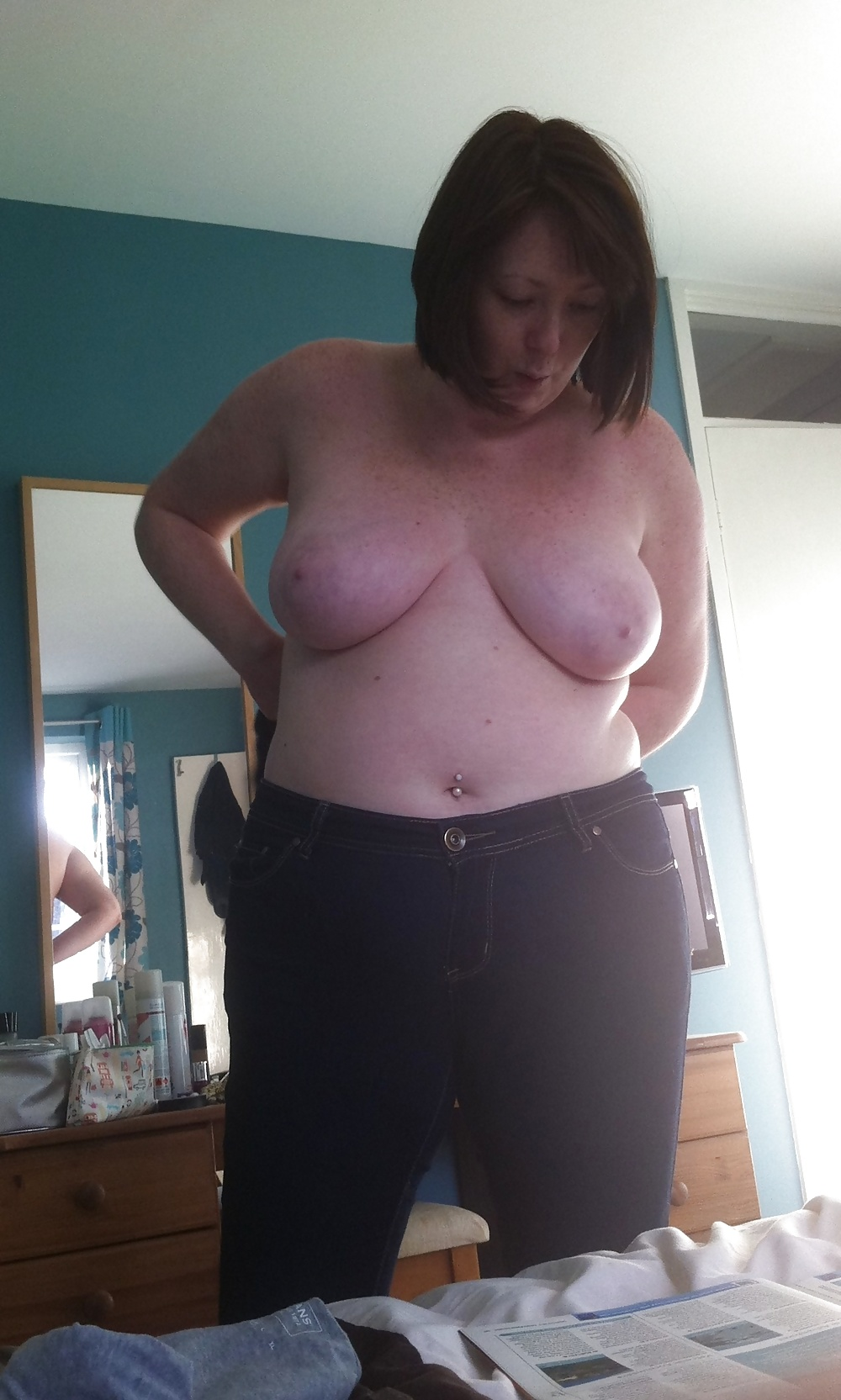 Chubby british andrea webcam