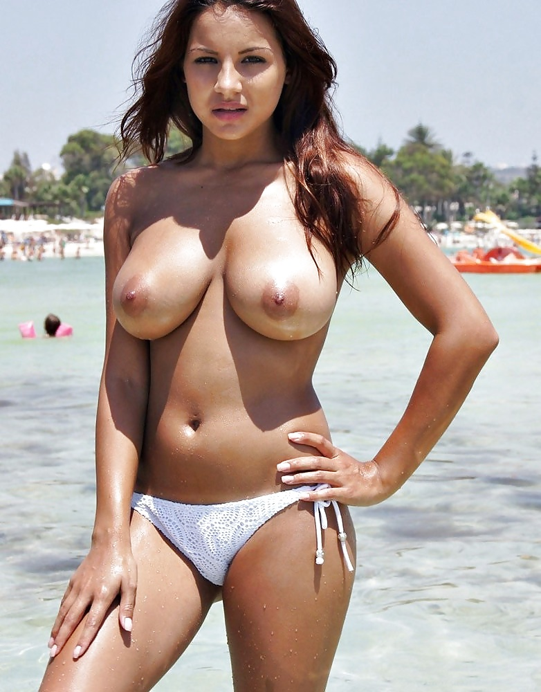 Four eyed latina with big boobs briana lee bares her sexy