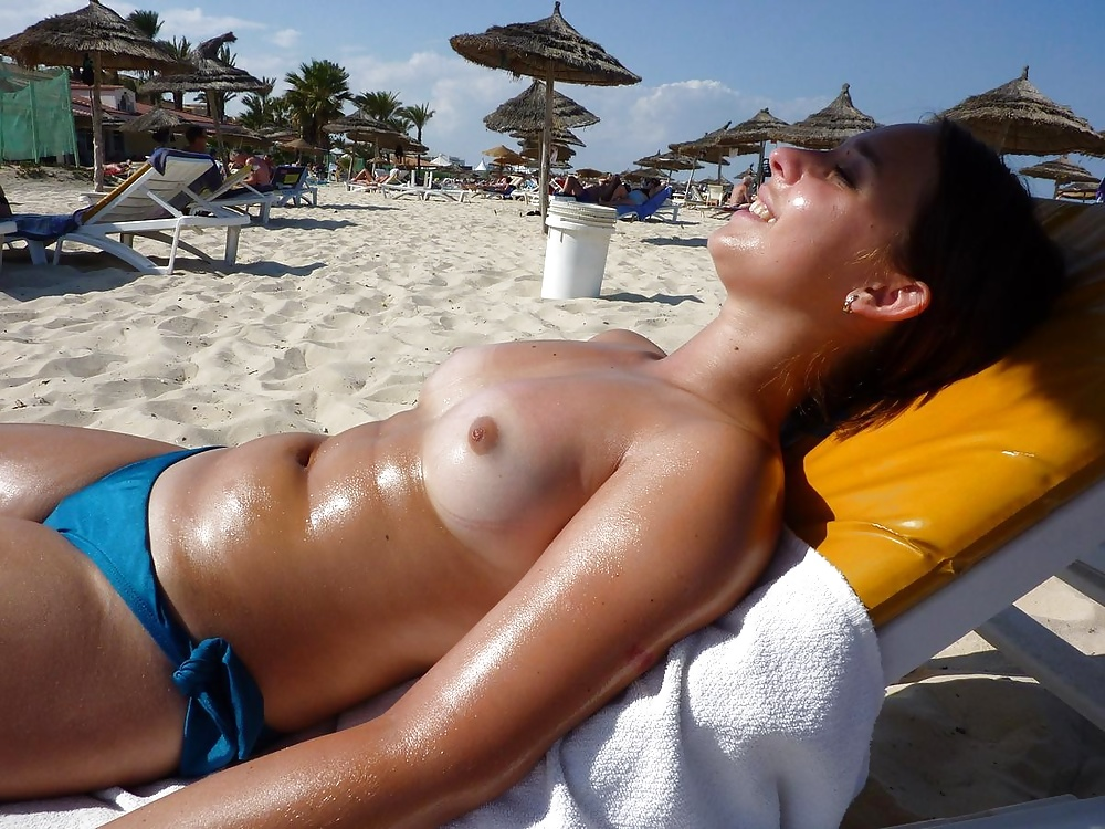 Hot busty tan women nude