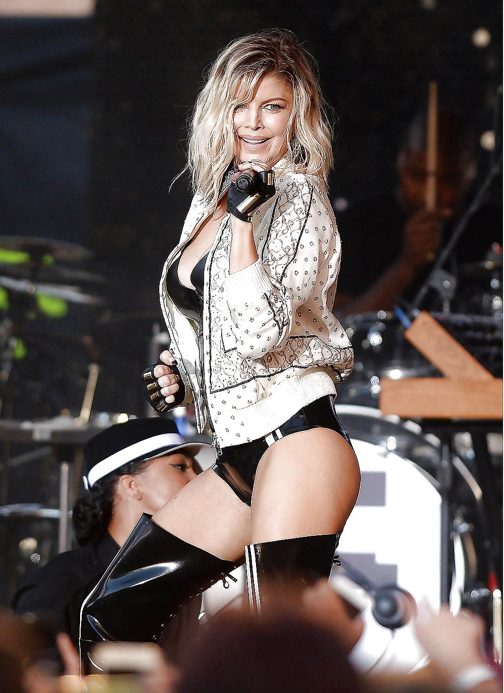 Fergie's Sexiest Looks