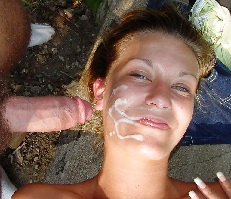 Amateur facials girls, fat for males