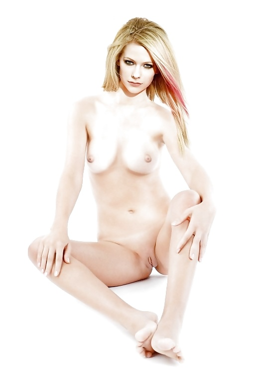 actresses-free-nude-avril-lavigne-black-girls