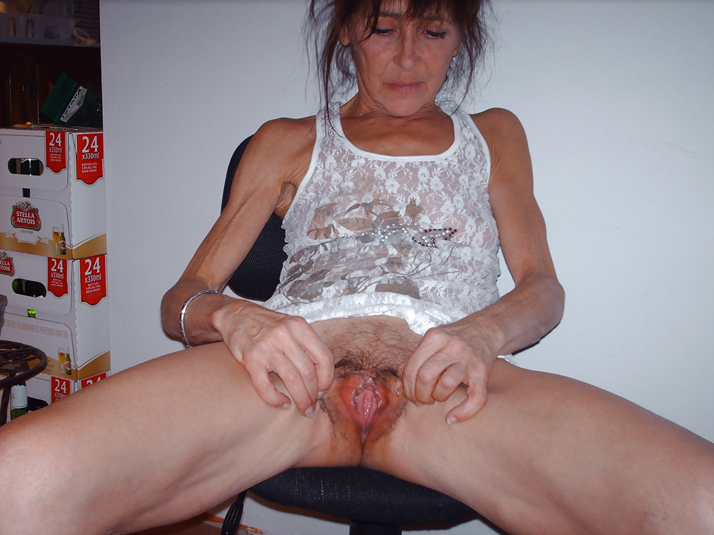 Skinny Girl Fucked In Hairy Cunt And Asshole