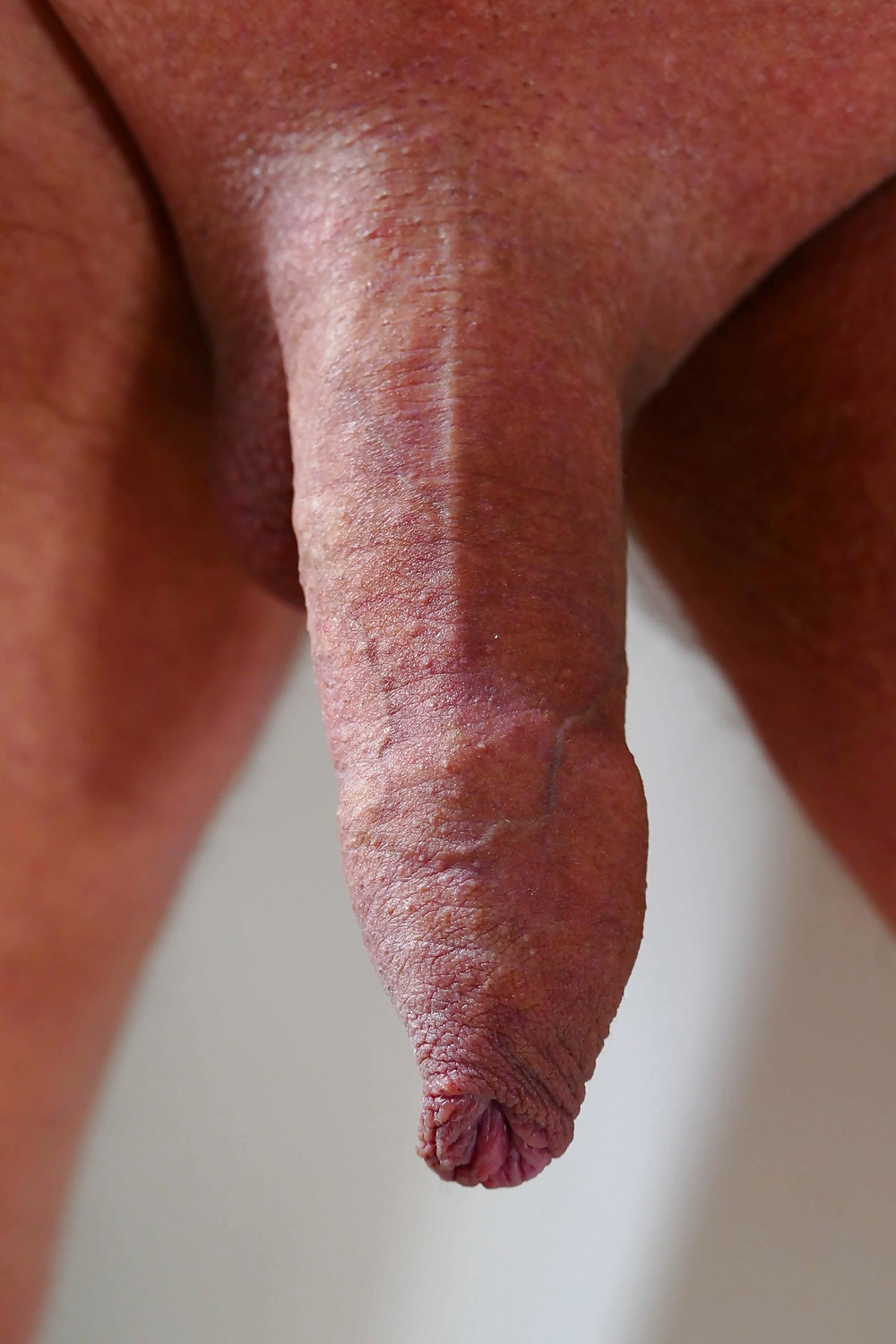 Movable foreskin cock 13