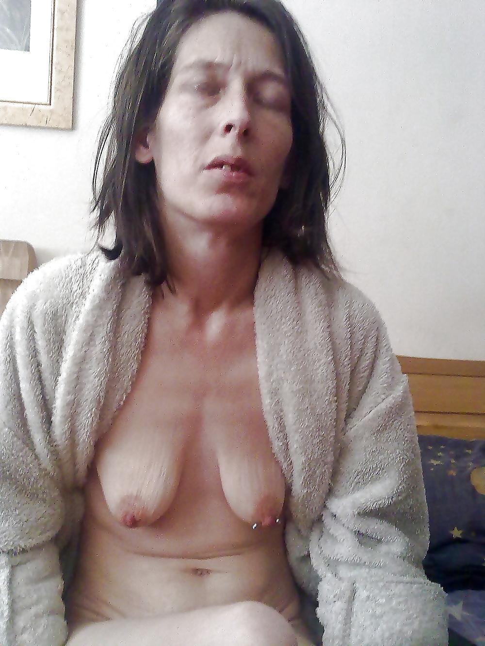 Pics ugly tits Ugly mature
