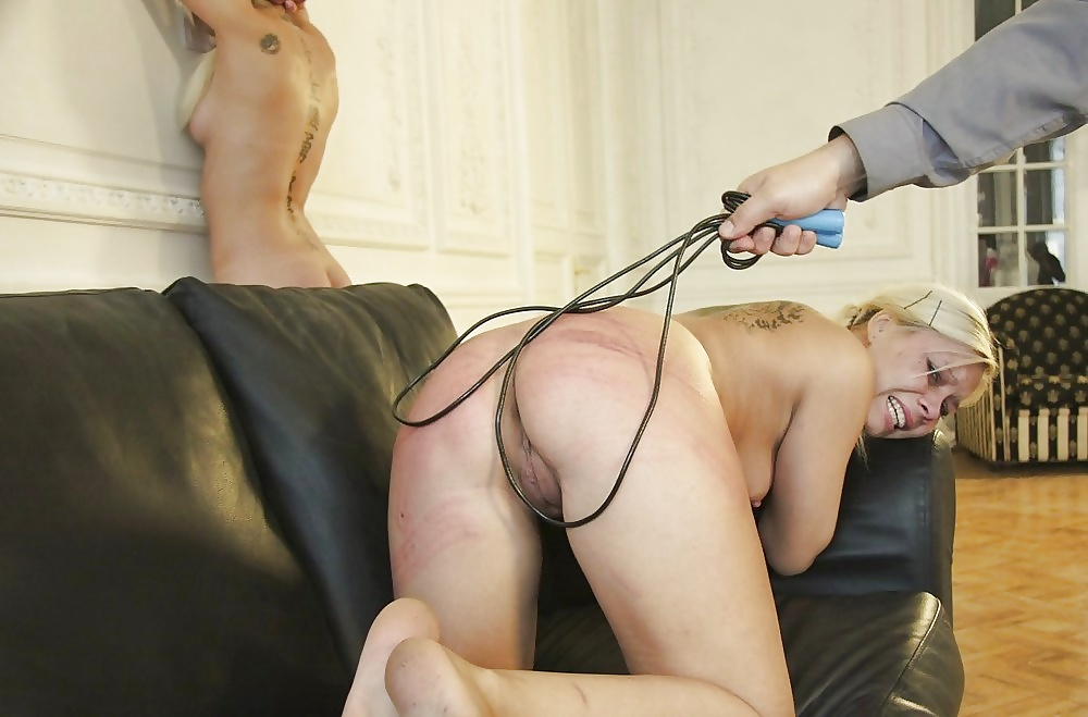 Orgasm bondage and discipline enemas