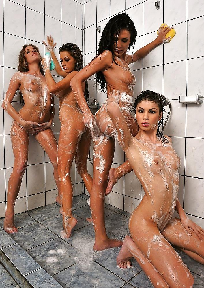 Insane naked girls