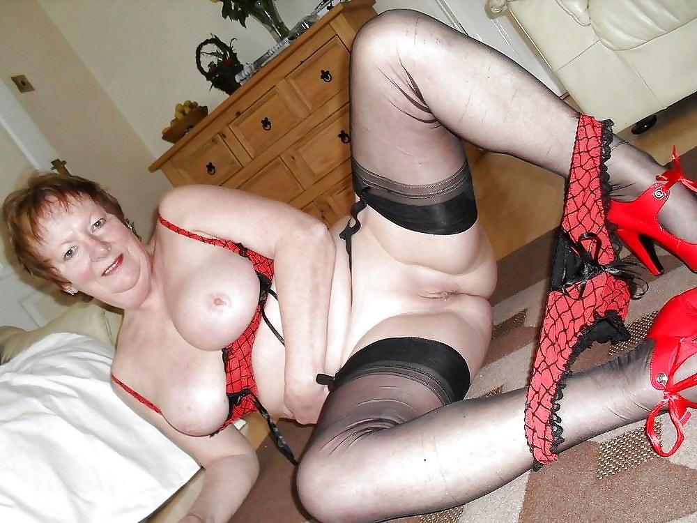 British Mature Porn Star